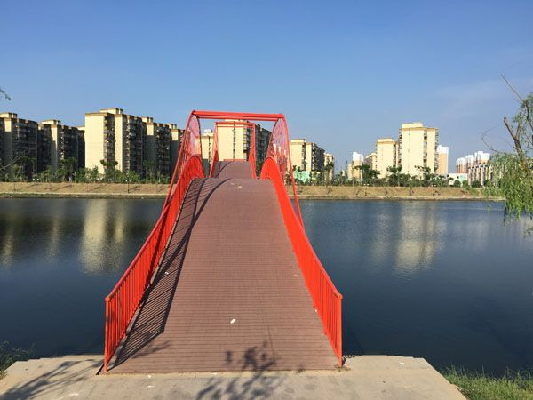 马鞍山4号桥工程