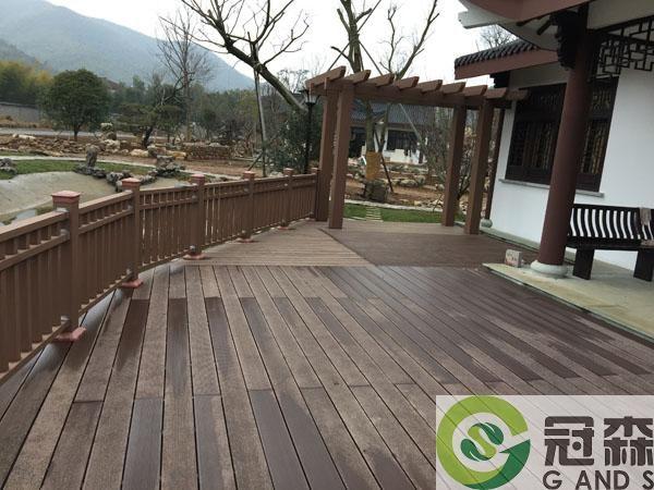 塑木园林景观工程