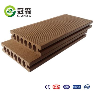 GS140A32塑木空心地板