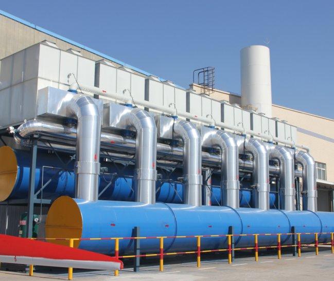工业有机废气处理设备废气处理的范围