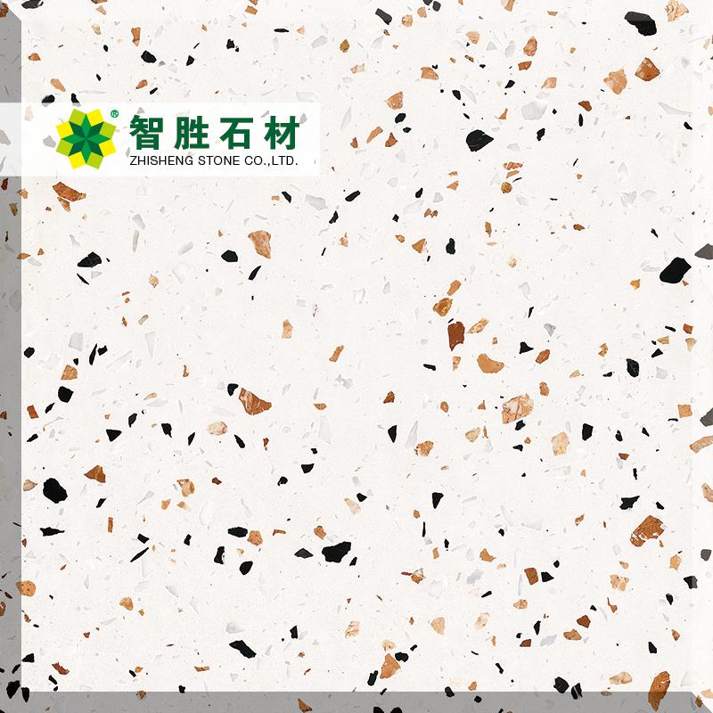 水磨石-WJ雅琪白