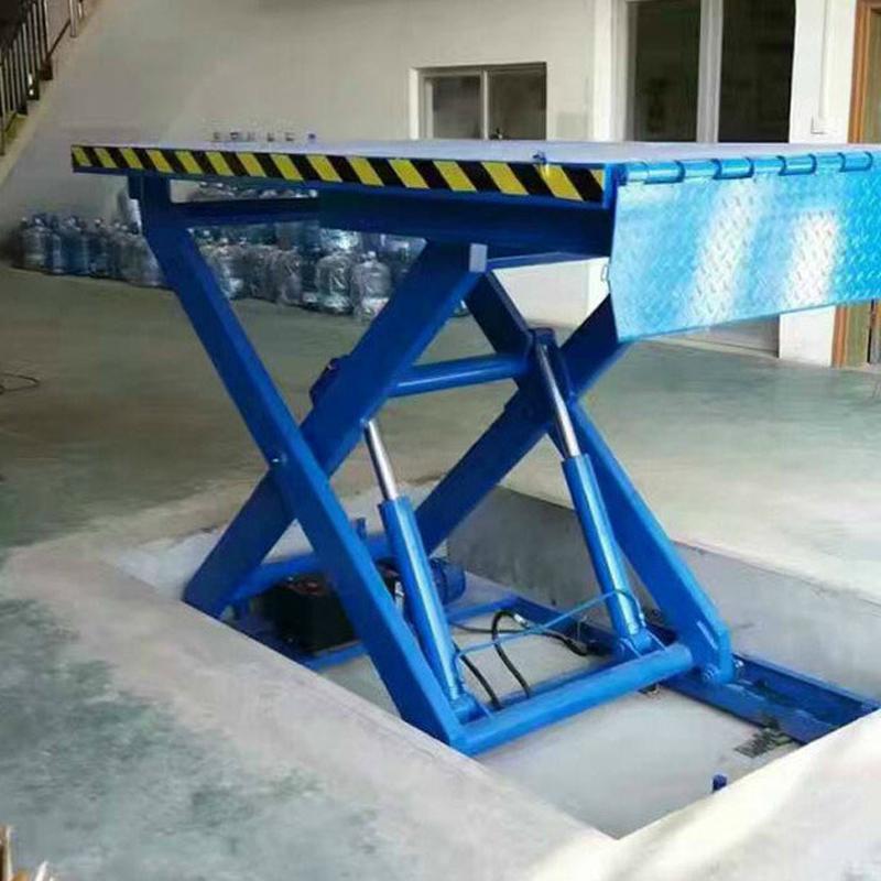 液壓登車橋(裝卸貨平臺)