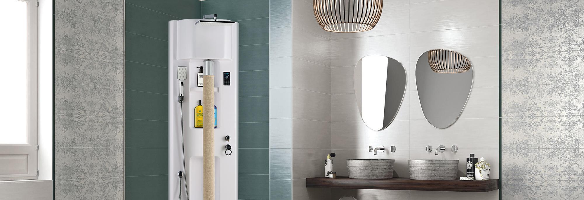 智能搓澡机全自动搓背机淋雨洗澡机