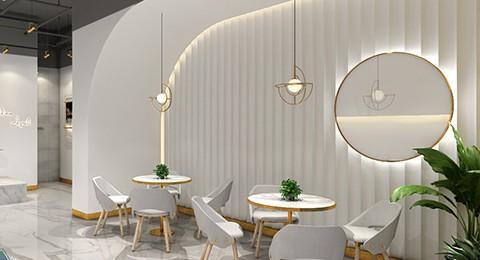 餐饮空间色彩设计:且看同类色如何在餐厅中...