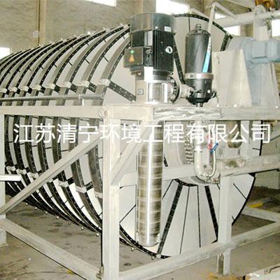 NZP-Ⅰ型半浸式转盘微滤装置