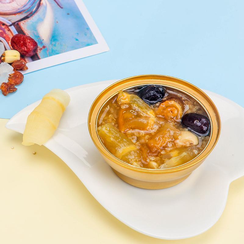 桂圆莲子味即食花胶150克