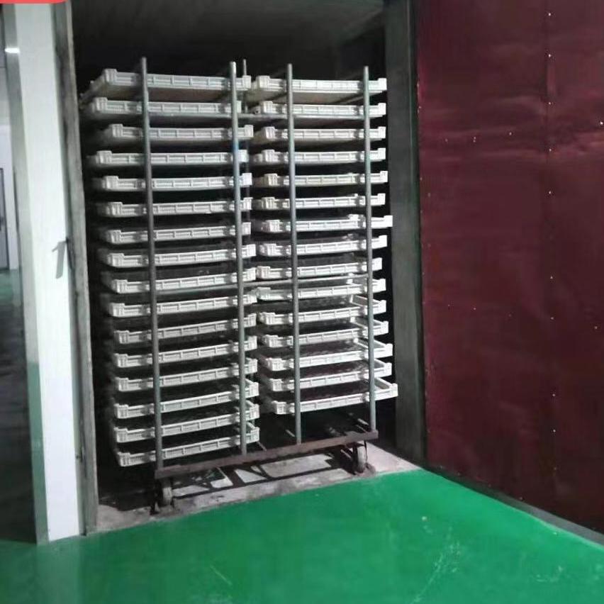 土窑改造空气能烘干机