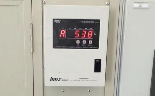 干式变压器温控器故障代码大全