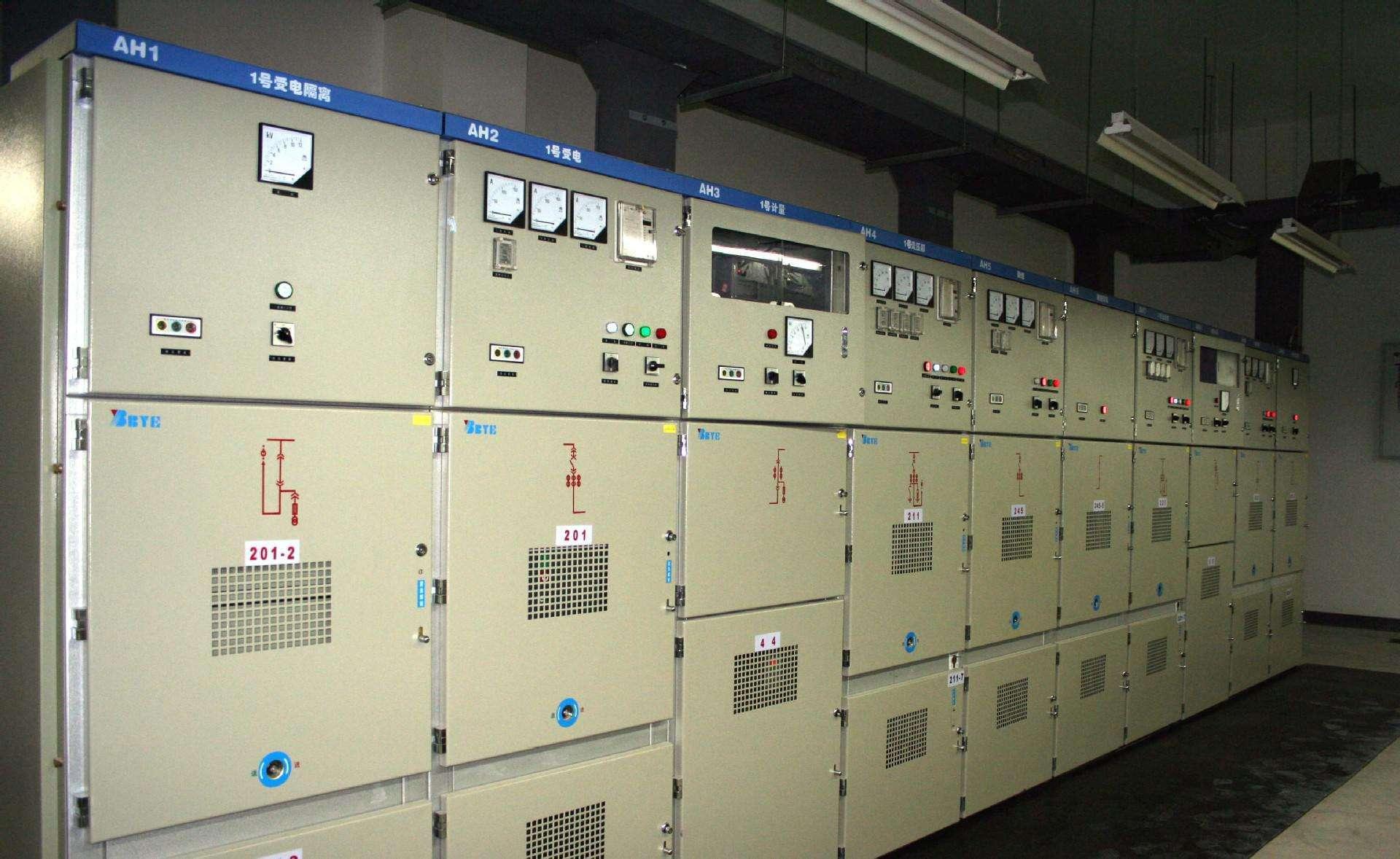 变电站光纤测温系统