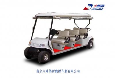 8座高爾夫車