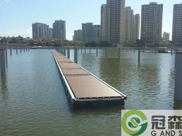 塑木港口栈道工程