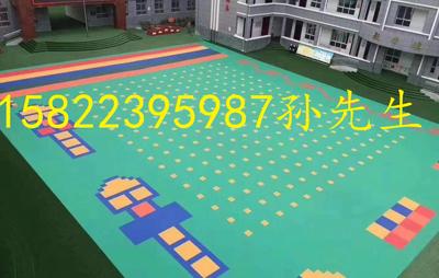 PVC悬浮地板