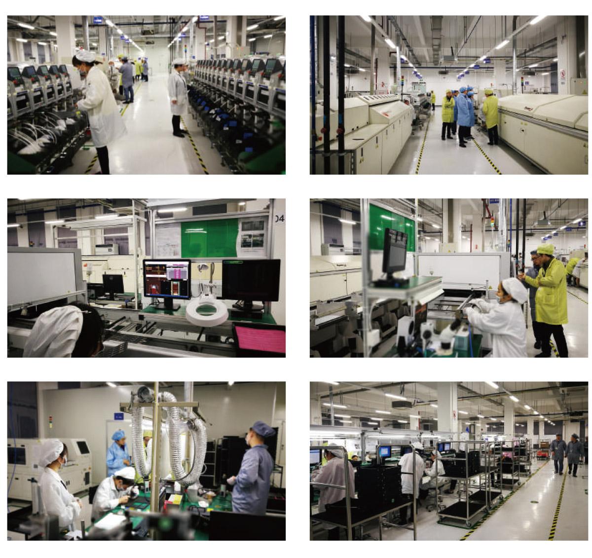 高标准生产质量保证