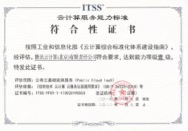 ITSS的分级
