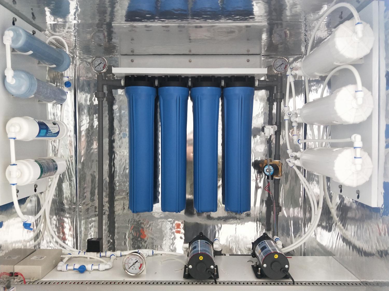 1200G远程控制不锈钢自动售水机(推荐)
