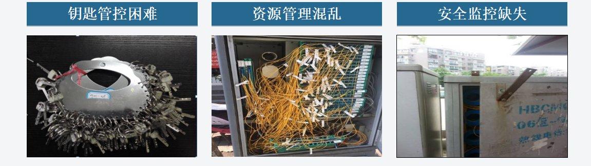光交箱智能锁 助力管控系统智能化