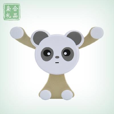 熊猫车载手机支架