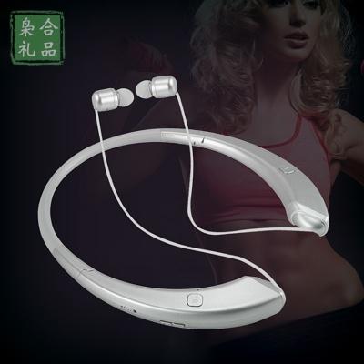 折叠运动耳机