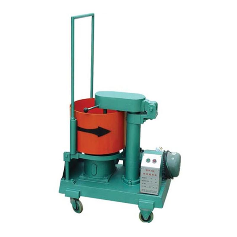 立式砂浆搅拌机结构与原理