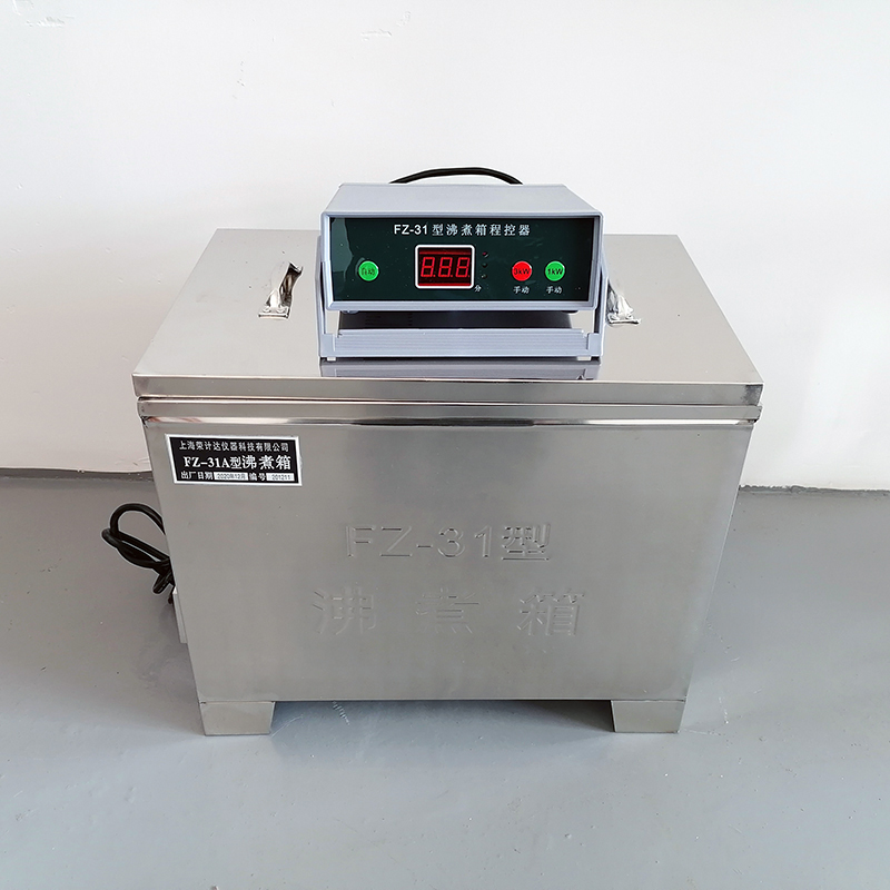 水泥雷氏沸煮箱操作方法與注意事項