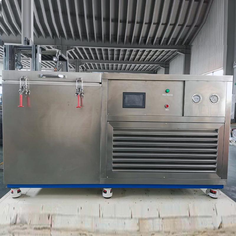 混凝土快速凍融試驗箱安裝使用與維修保養