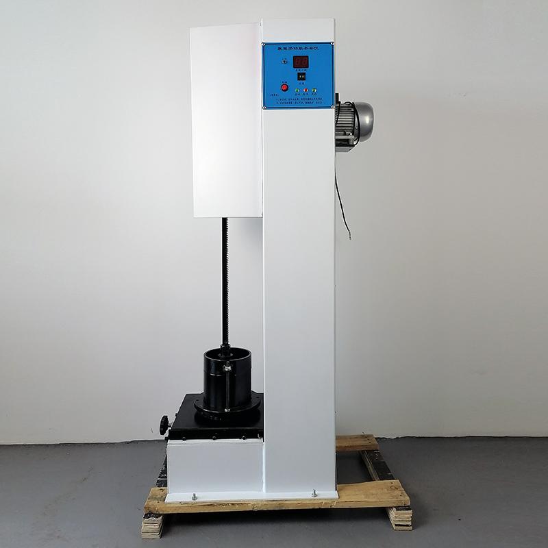 多功能電動擊實儀技術指標與操作規程