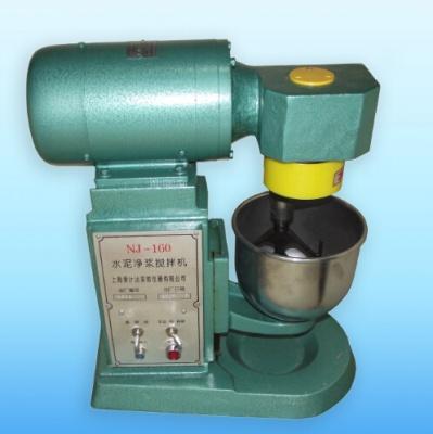水泥净浆搅拌机, 水泥净浆机、NJ-160, 水泥搅拌机