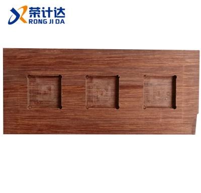 20×20×4高温流淌性测定仪