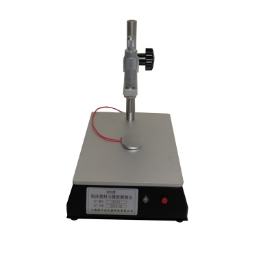 XPS泡沫塑料与橡胶测微仪,保温材料螺旋测微仪