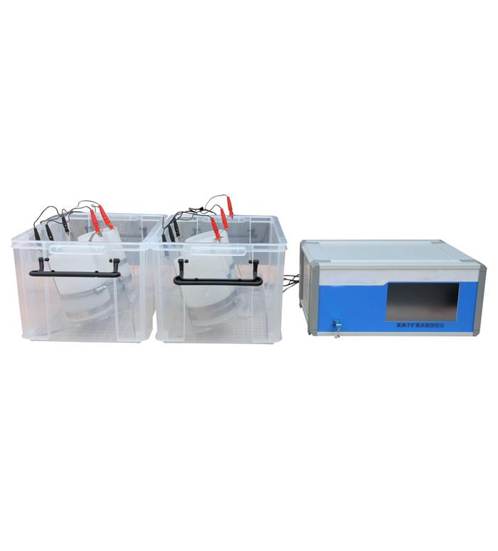 混凝土氯离子扩散系数测定仪,6通道混凝土氯离子扩散系数测定仪