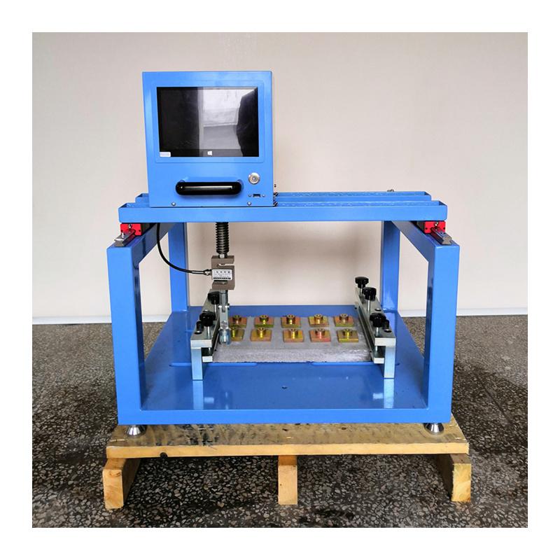 硬化砂浆拉伸粘结试验机