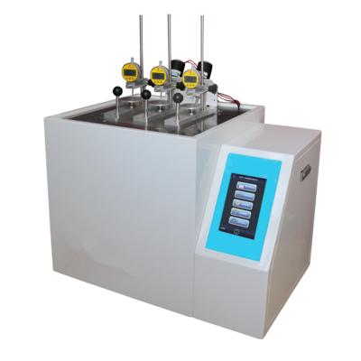 塑料热变形维卡软化点测定仪