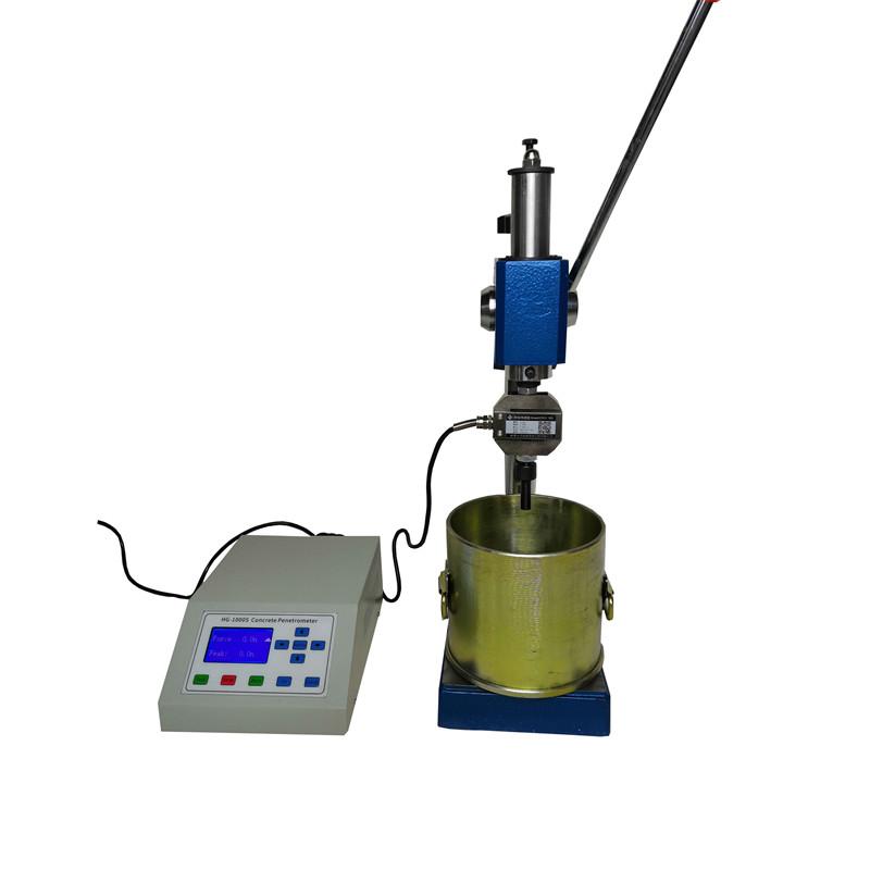 混凝土凝结时间测定仪 混凝土贯入阻力仪