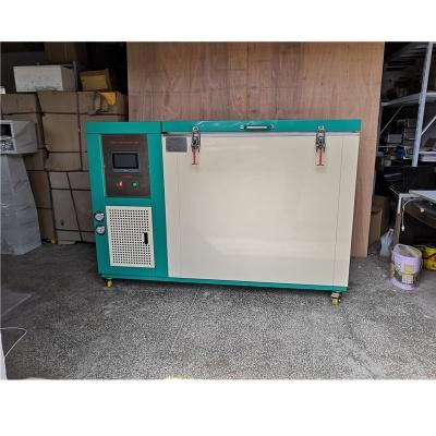 全自动低温冻融试验箱