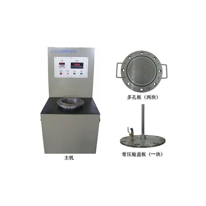 土工膜抗渗测定仪