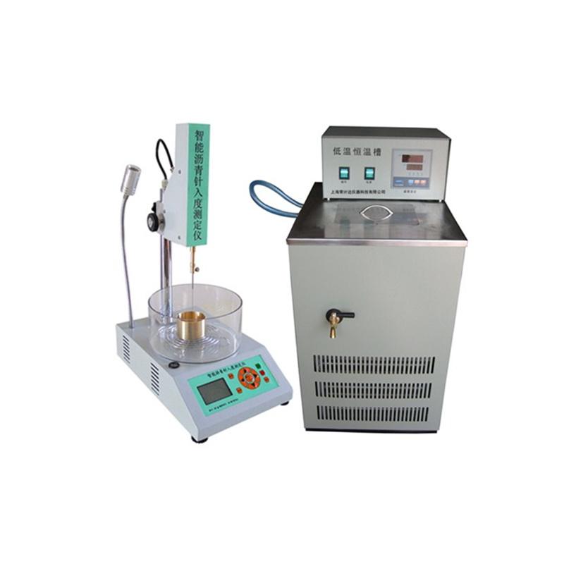 高低温沥青针入度仪,电脑沥青针入度仪