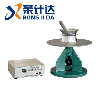 水泥胶砂流动度测定仪   数显水泥胶砂流动度测定仪