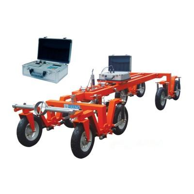 公路连续式八轮平整度仪、路面平整度测定仪