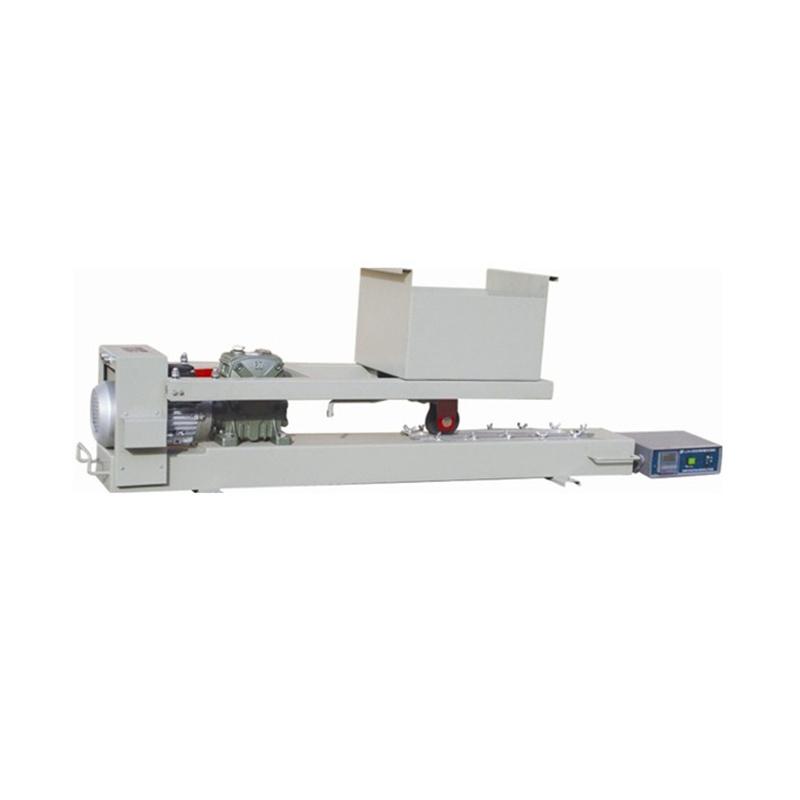 乳化沥青轮碾压试验仪,乳化沥青稀浆封层负荷轮碾压测定仪