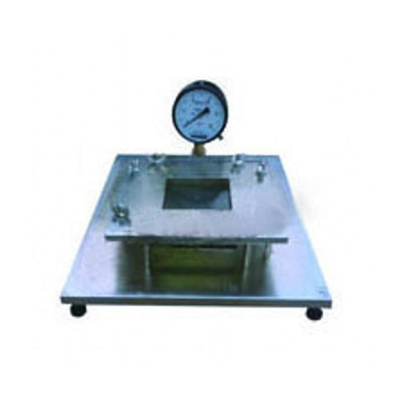 防水卷材真空穿透试验仪,真空穿透试验装置
