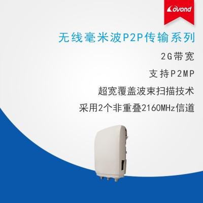 2G无线毫米波P2P传输系列