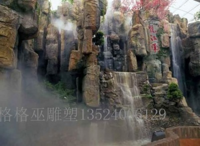 上海假树雕塑16