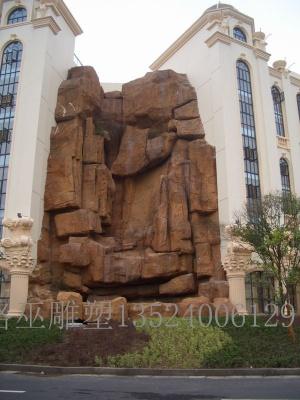 上海假树雕塑15