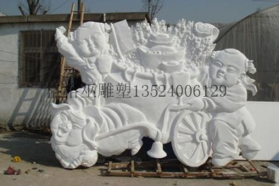 泡沫雕塑16