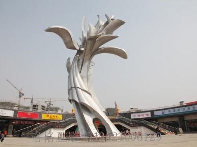 不锈钢雕塑11