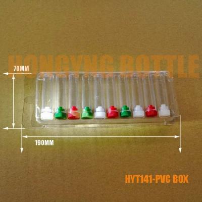 HYT141 PVC盒 磁嘴/劈刀包装盒