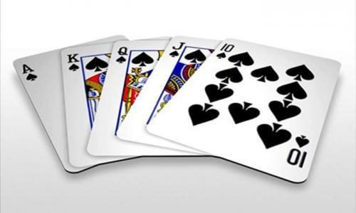 撲克牌棋盤遊戲一直持續上升為何