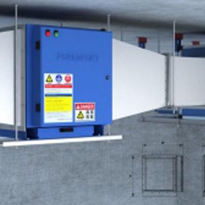 PN-LP-S 静电式油烟净化器