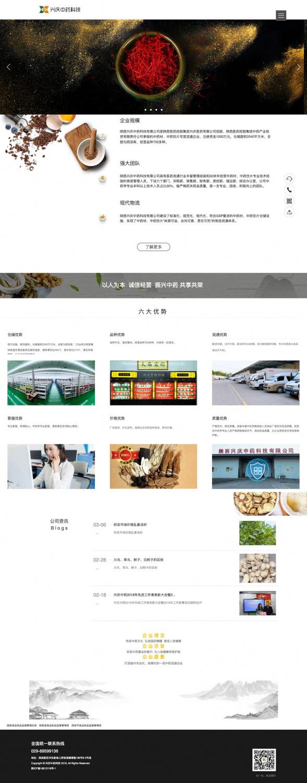陕西兴庆中药科技有限公司