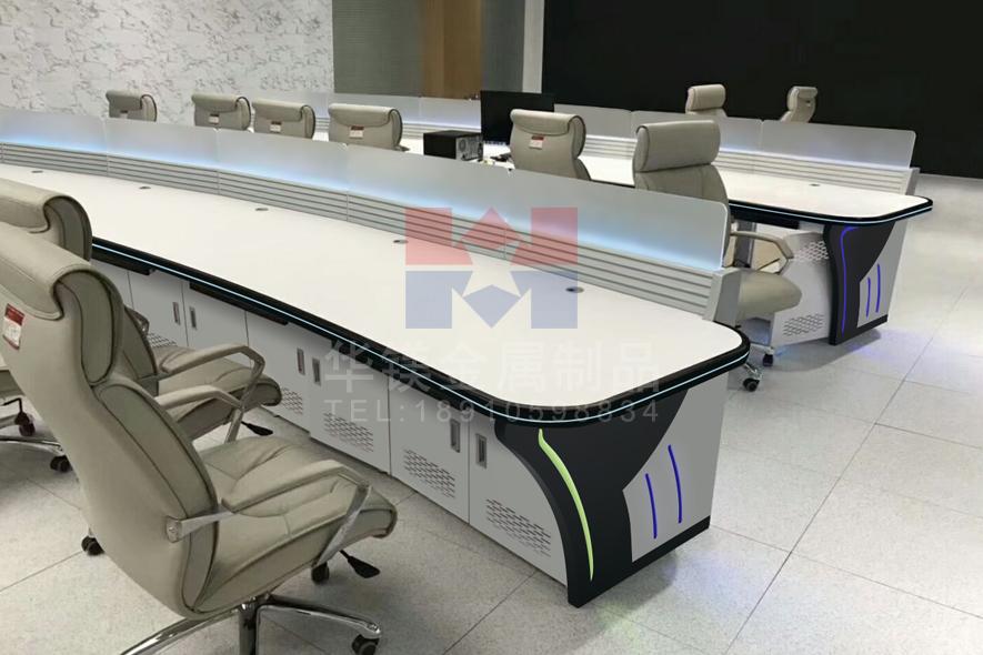 山东枣庄某监控指挥中心